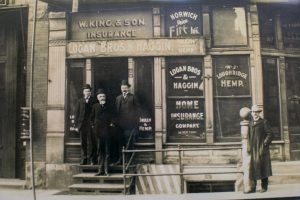 John G King Insurance Old Photo 3